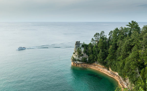 Capturing the Natural Splendor of Lake Superior