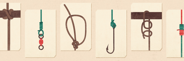 A Guide to Tying Knots For Every Occasion