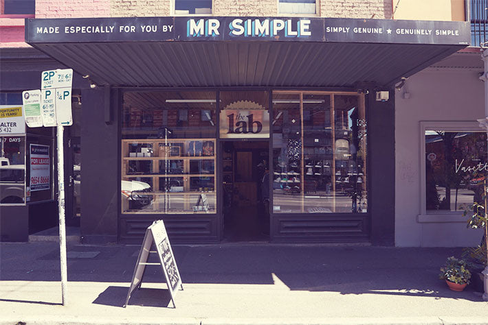 Mr. Simple Brunswick St, formerly known as The Lab