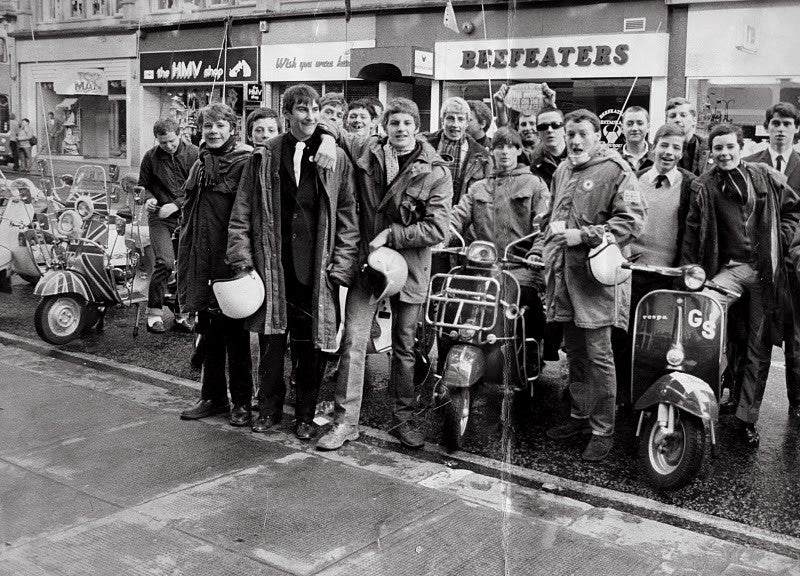 The Mods Mens Fashion And Subculture Of 1960s By Mr Simple Mr Simple