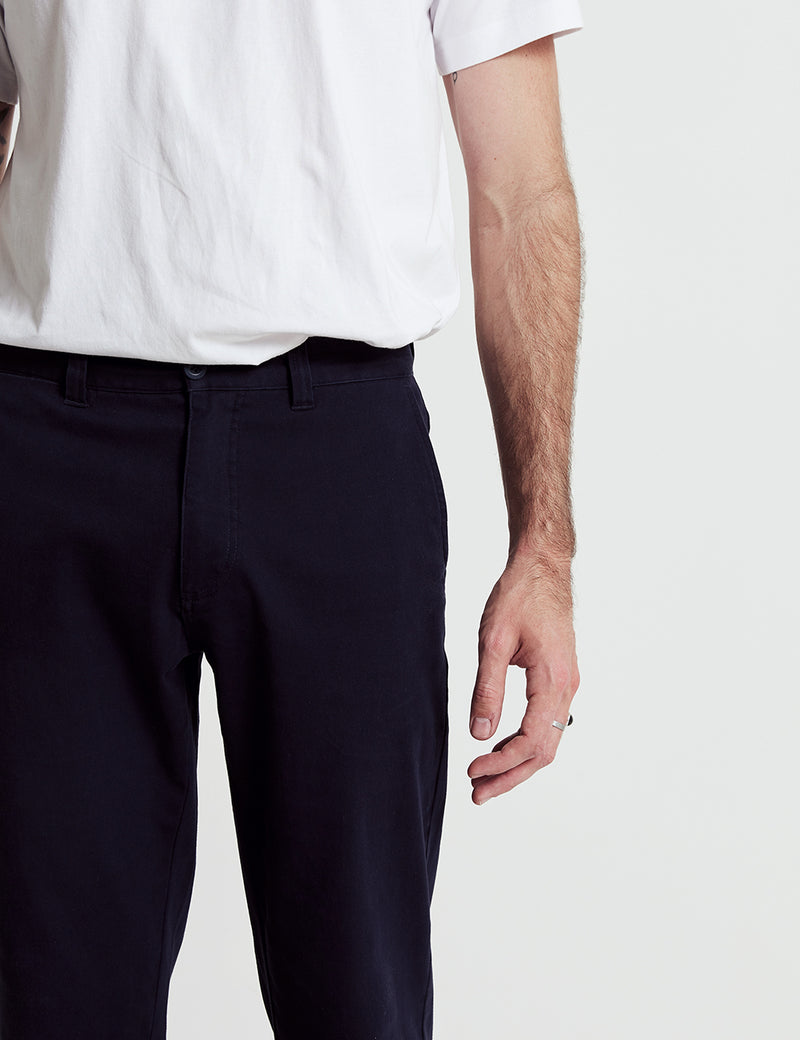 Standard Fit Chino - Ink