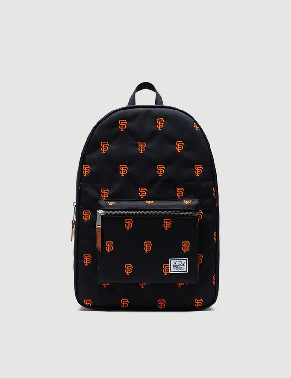 Herschel Settlement Backpack - Black/SF