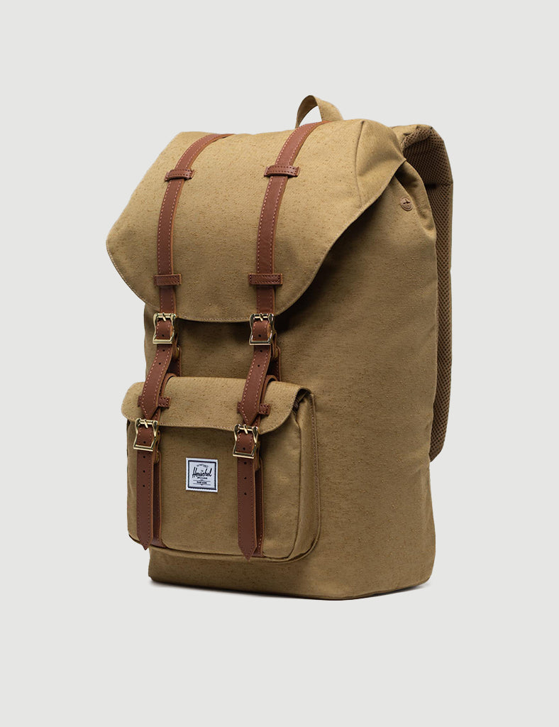 Herschel Little America Backpack - Coyote Slub