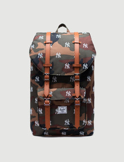 Herschel Little America Backpack - Woodland Camo/NY
