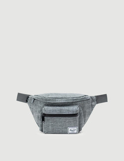 Herschel Seventeen Hip Pack - Raven Crosshatch