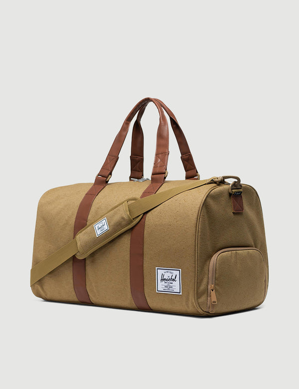 Herschel Novel Duffle - Coyote Slub