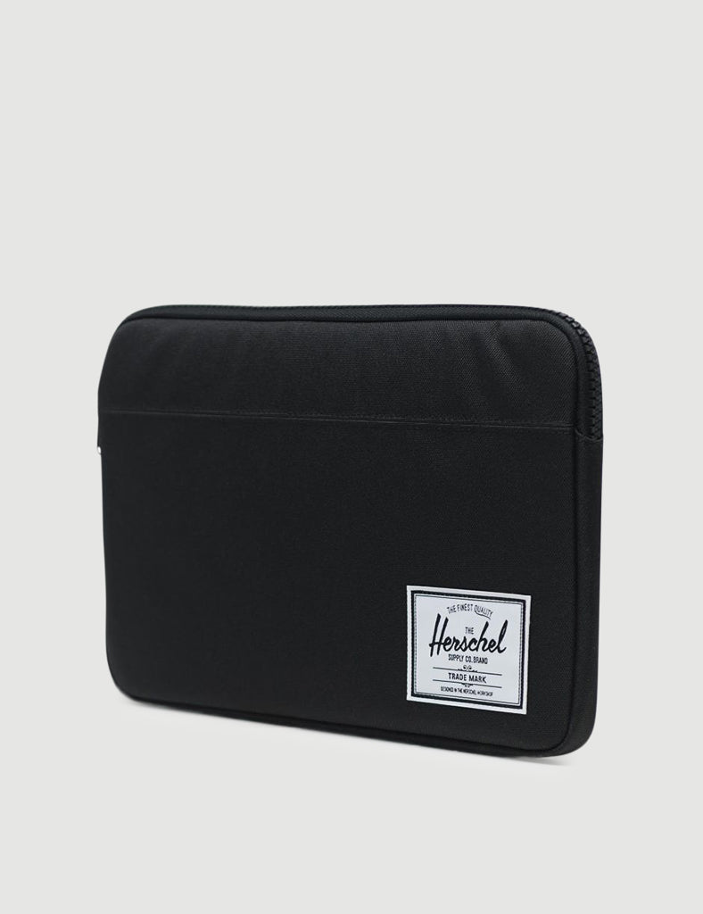 Herschel Anchor Sleeve for 15/16 inch MacBook - Black