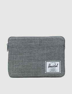 Anchor Sleeve for 13 inch MacBook - Raven Crosshatch