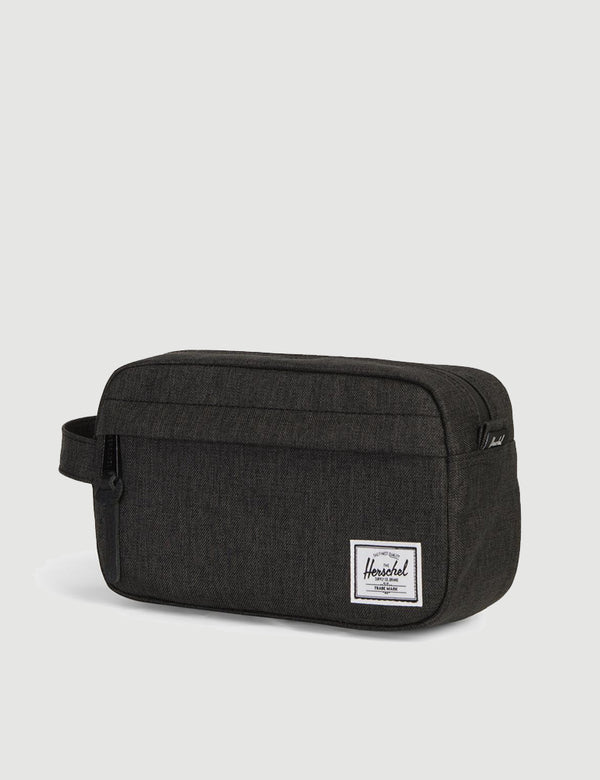 Herschel Chapter Carry On - Black Crosshatch