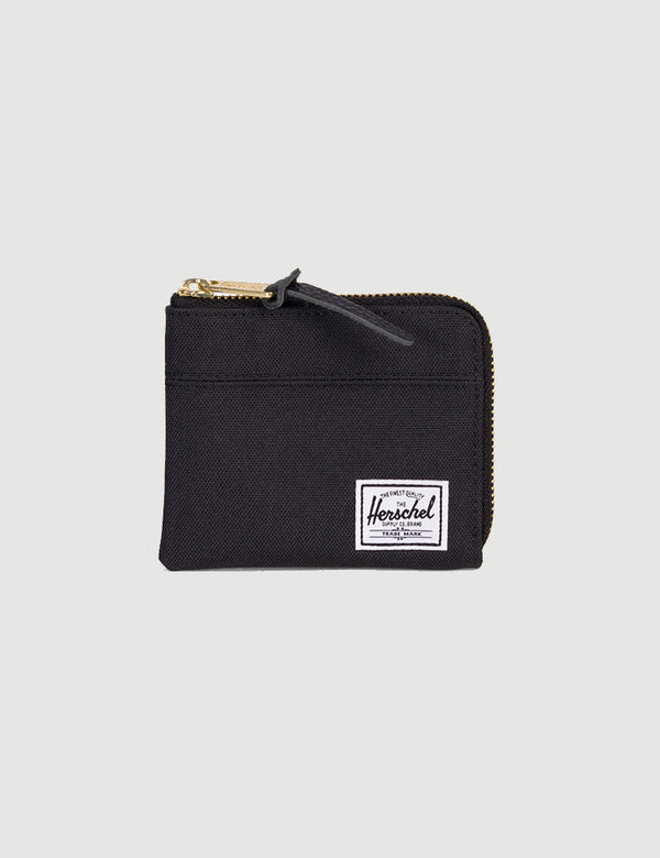 Herschel Johnny Wallet RFID - Black
