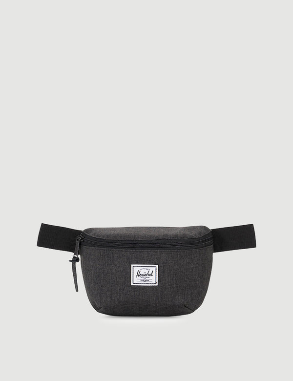 Herschel Fourteen Hip Pack - Black Crosshatch
