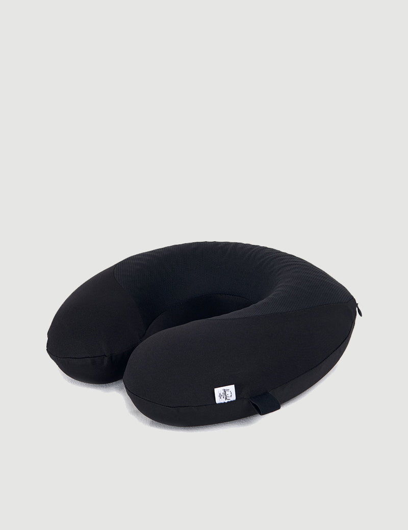 Herschel Memory Foam Pillow - Black