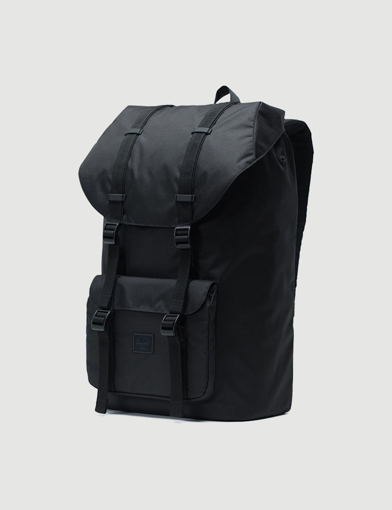 Herschel Little America Light Backpack - Black