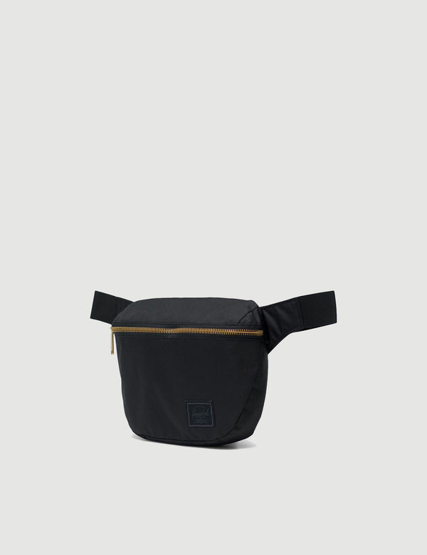 Herschel Fifteen Hip Pack Light - Black