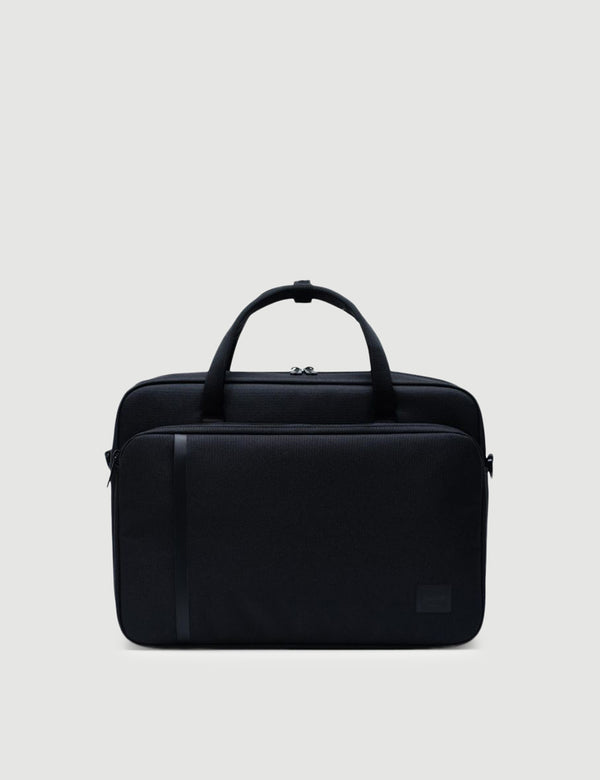 Herschel Gibson Messenger Bag - Black