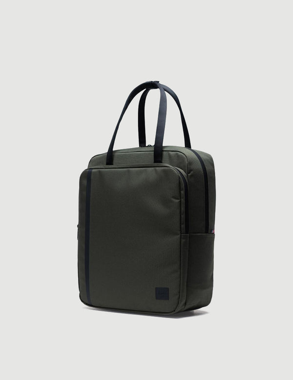 Herschel Travel Tote - Dark Olive