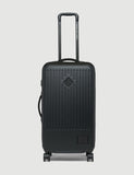 Herschel Trade Medium Luggage - Black Herschel Trade Medium Luggage - Black Mr Simple