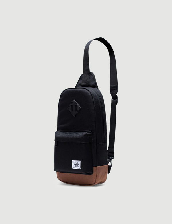 Herschel Heritage Shoulder Bag - Black