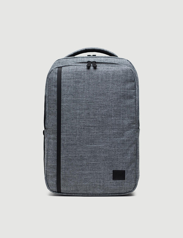 Herschel Travel Daypack - Raven Crosshatch