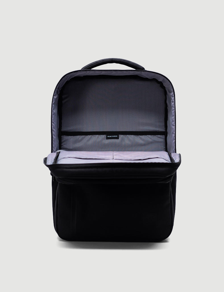 Herschel Travel Backpack - Black