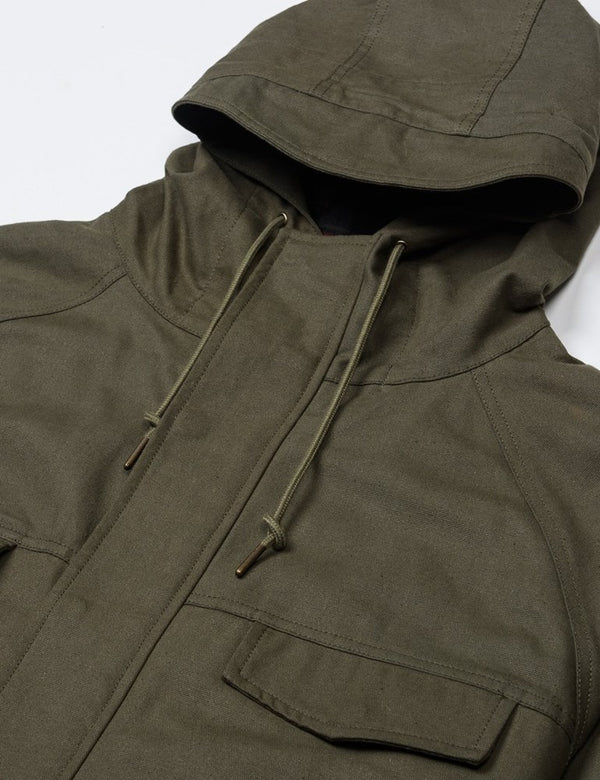 The Parka Jacket - Army