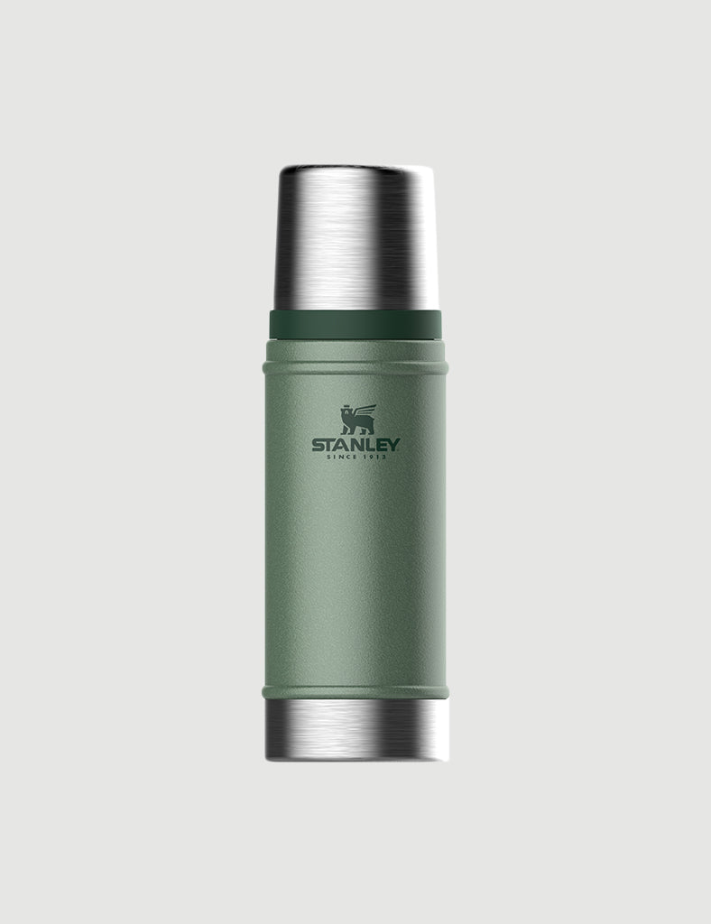 Stanley Vacuum Bottle 16 OZ/ 0.47L - Hammertone Green