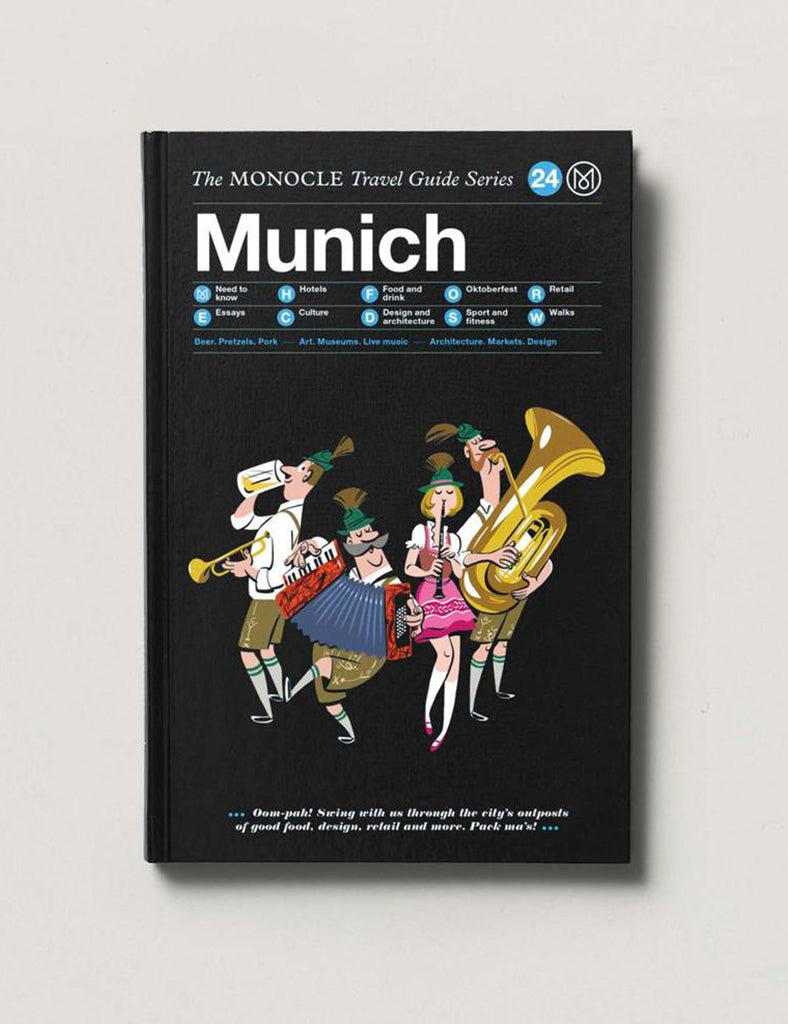 Monocle Travel Guides: Munich