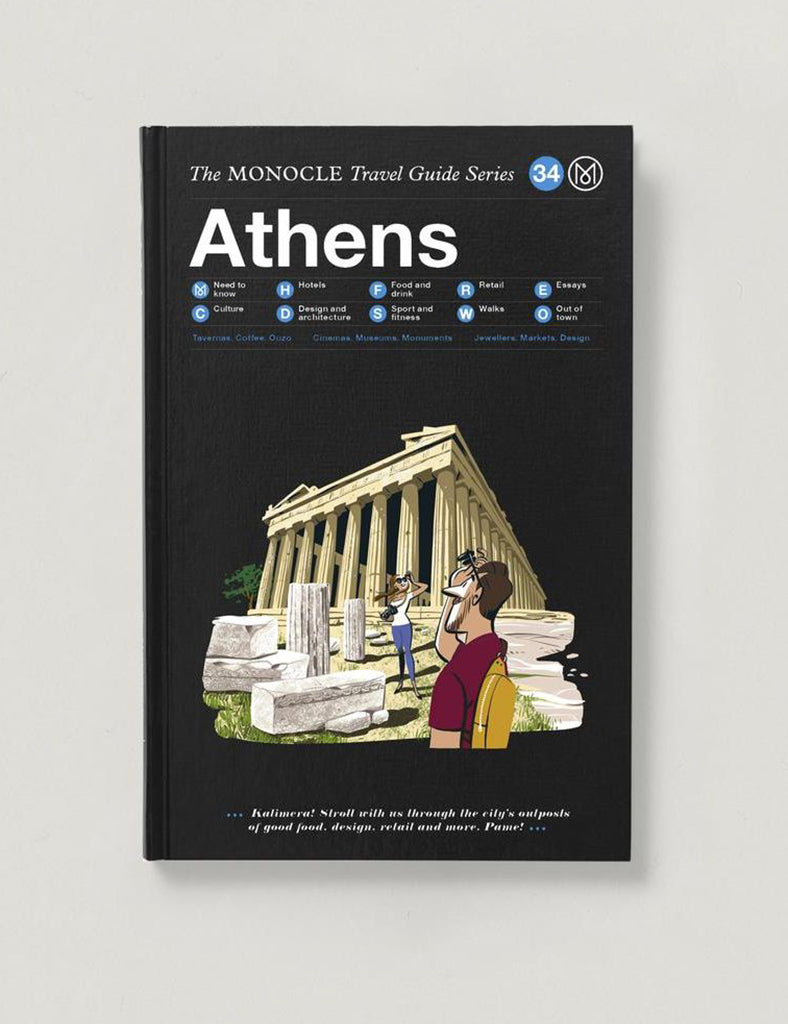 Monocle Travel Guides: Athens