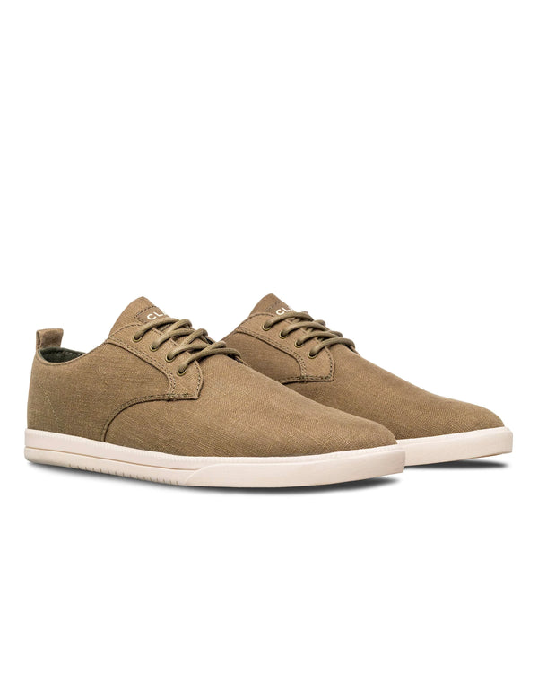 Clae Ellington Textile - Army Hemp
