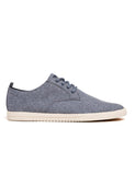 Clae Ellington Textile - Navy Chambray Clae Ellington Textile - Navy Chambray Mr Simple