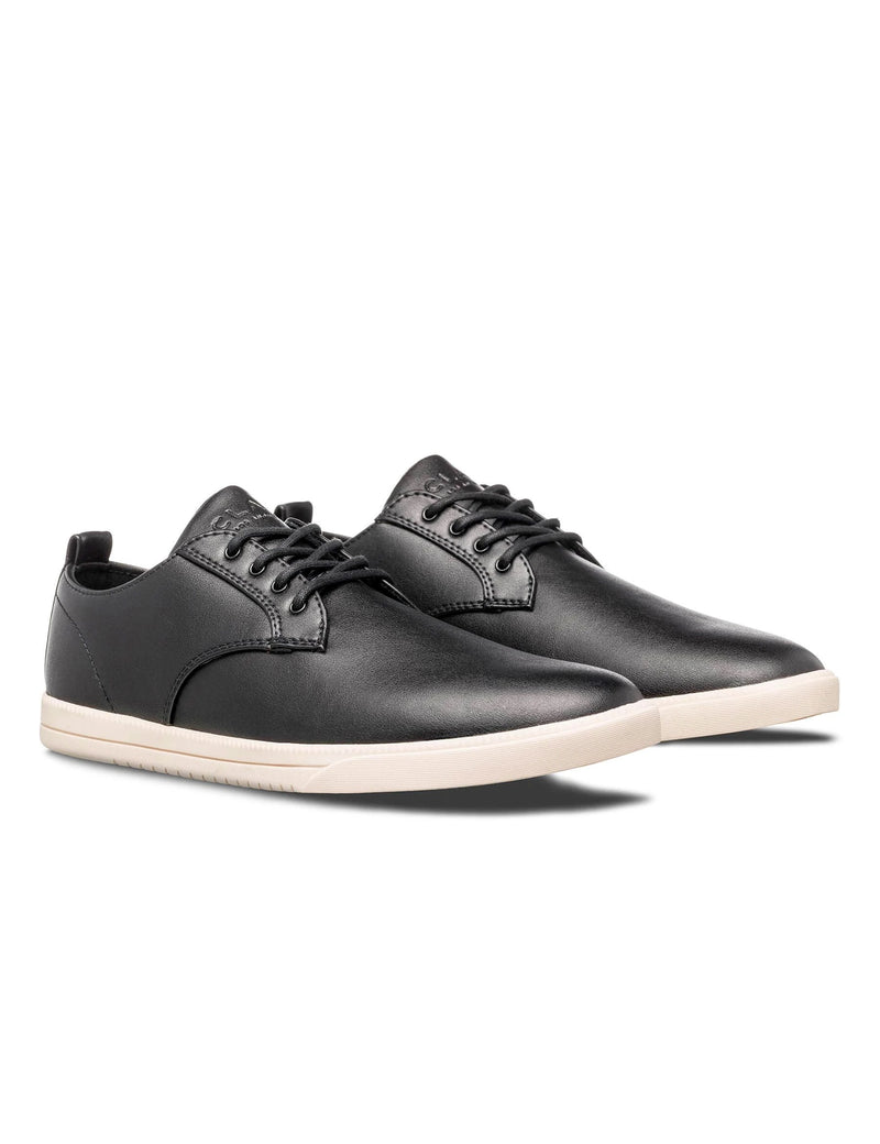 Clae Ellington Vegan - Black Leather