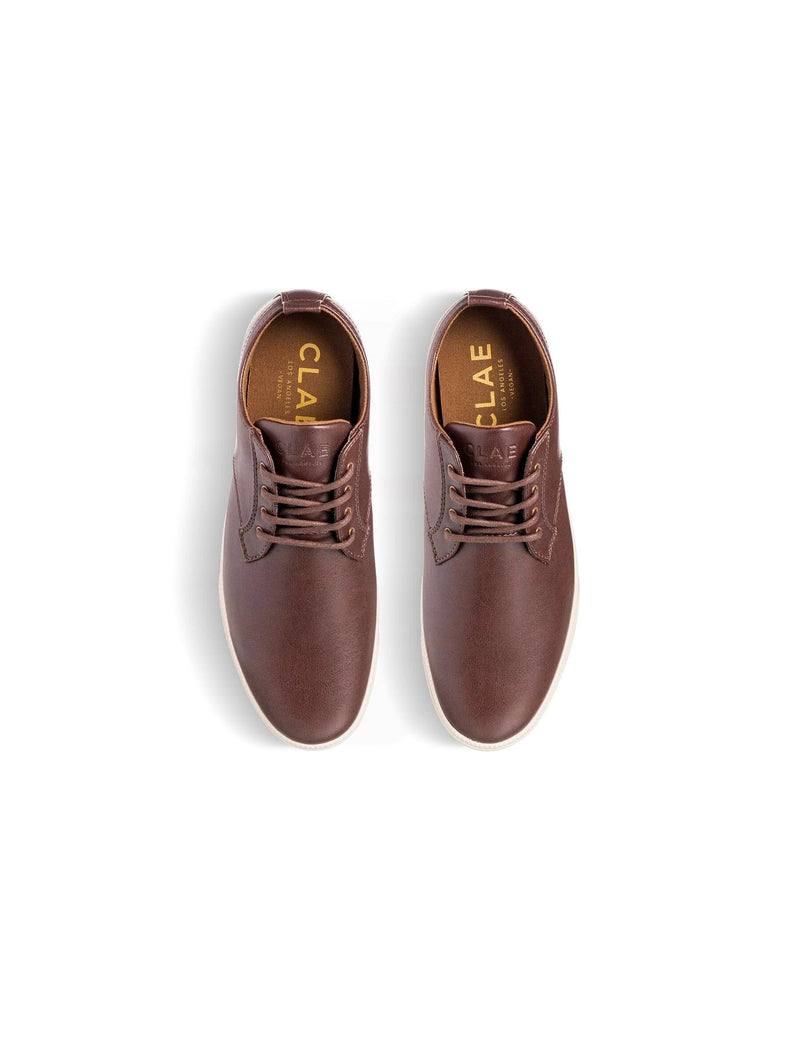 Clae Ellington Vegan - Brown Leather