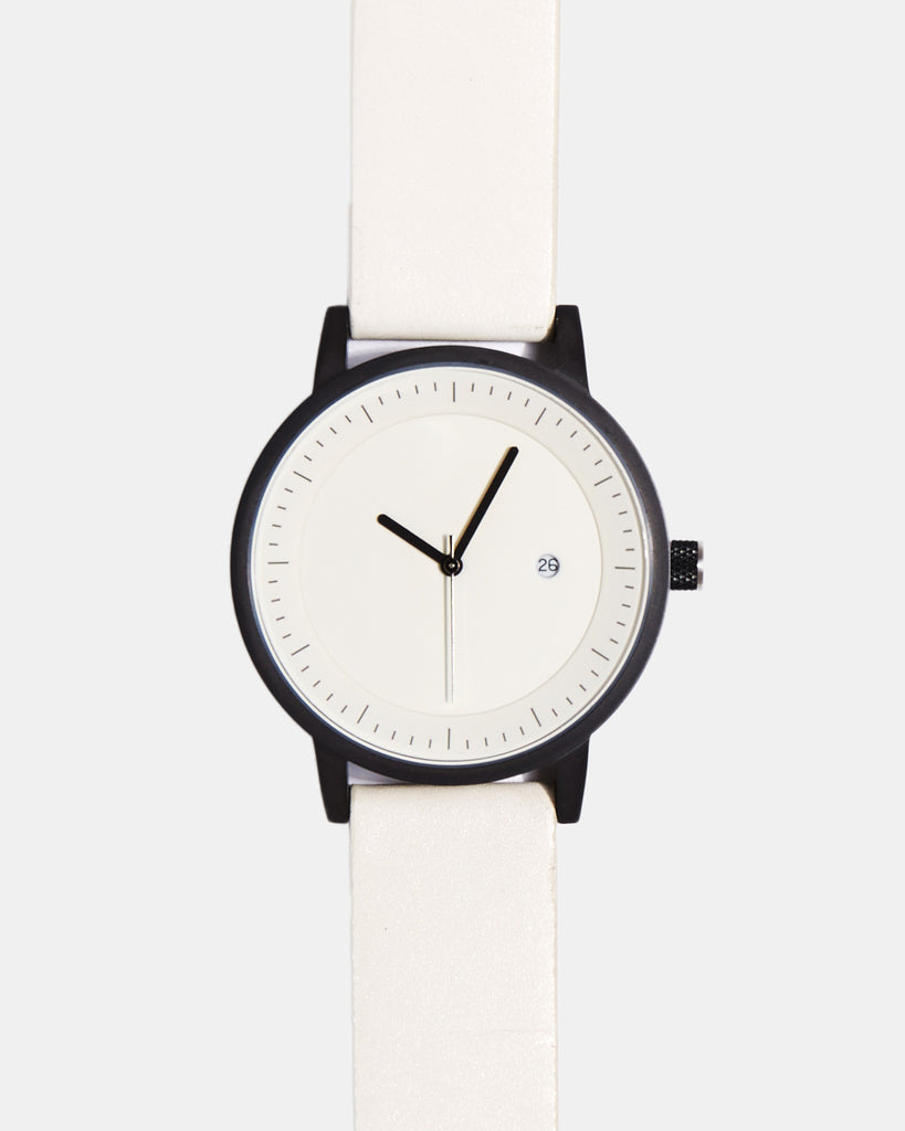earl watch - white - 42mm earl watch - white - 42mm Mr Simple