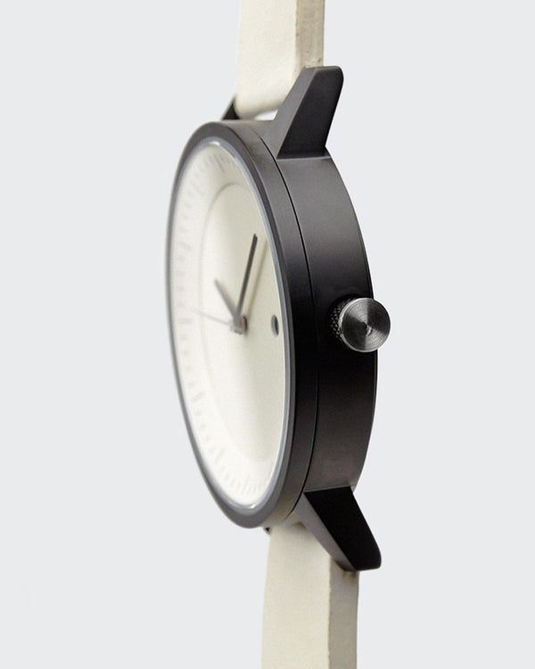 Earl 42mm Watch - White