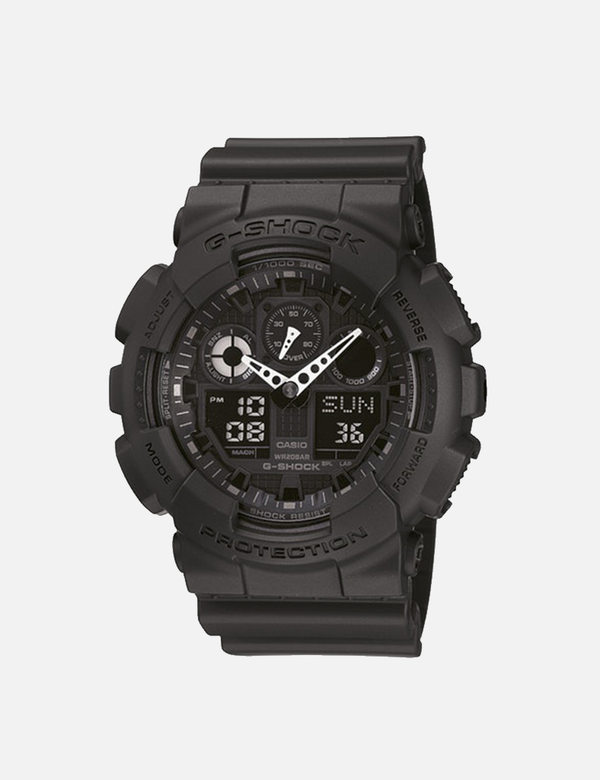 G-Shock GA100-1A1 By Casio