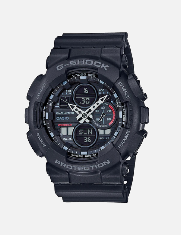 G-Shock GA140 Analog/Digital Watch By Casio