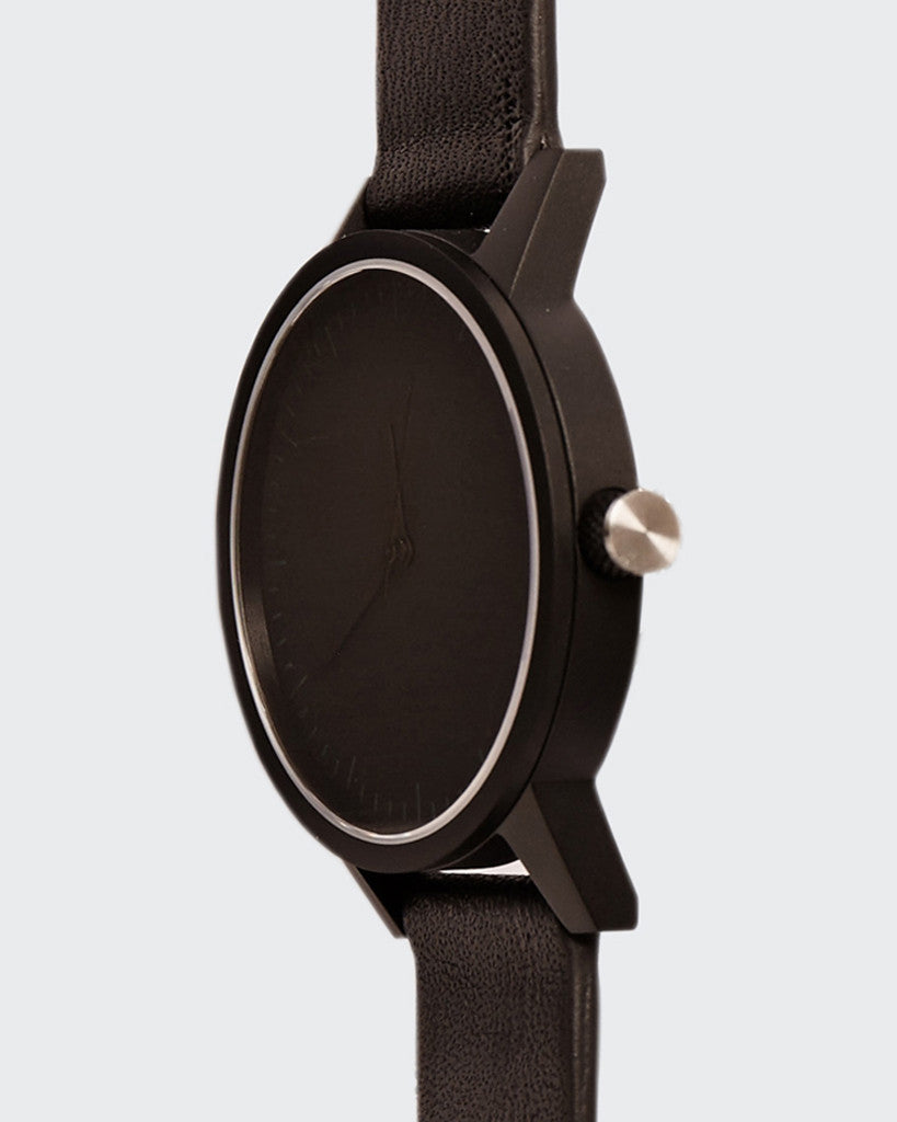 kent watch - black / black - 38mm kent watch - black / black - 38mm Mr Simple