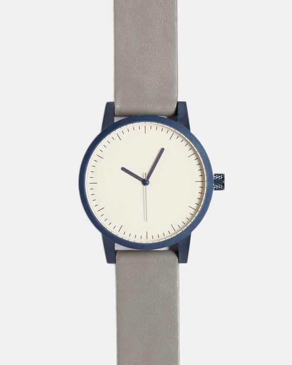 Kent 38mm Watch - Navy