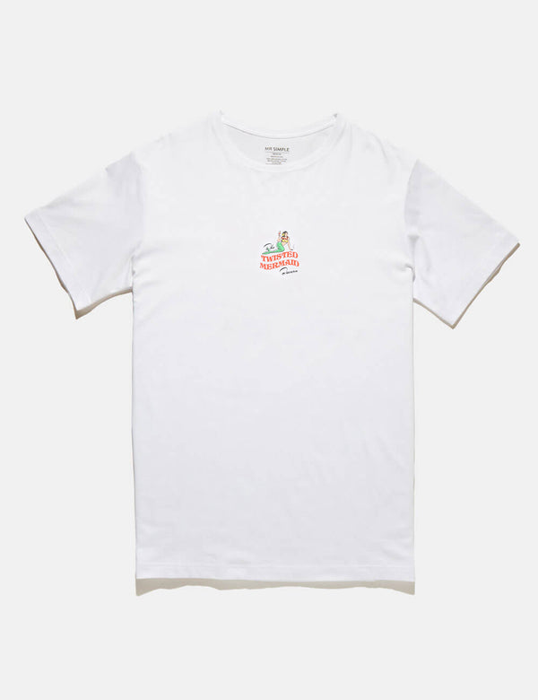 Reginald Tourist Tee - Tavern