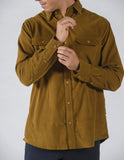 corduroy long sleeve shirt corduroy long sleeve shirt Mr Simple