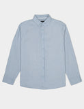 linen long sleeve shirt linen long sleeve shirt Mr Simple