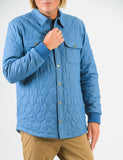 Quilted Denim Jacket Quilted Denim Jacket Mr Simple