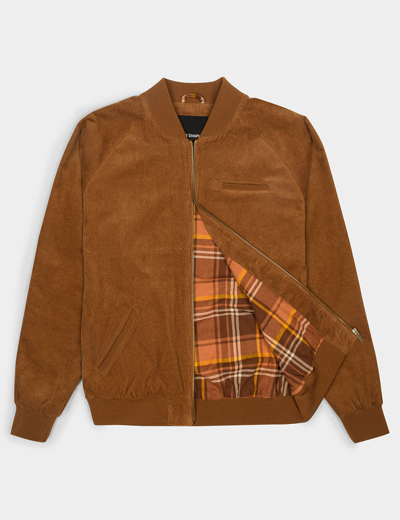 mr-simple-cord-bomber-jacket-tobacco