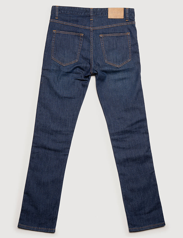 Slim Fit Denim - Raw Slim Fit Denim - Raw Mr Simple