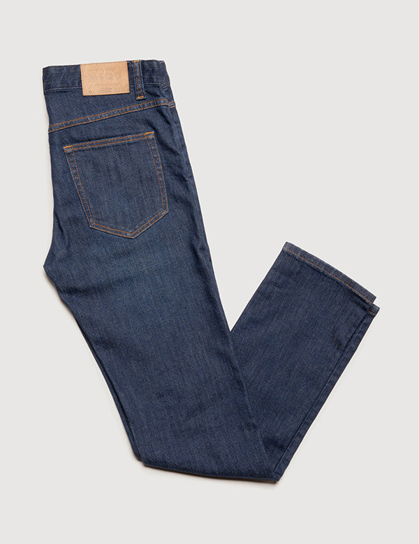 Slim Fit Denim - Raw
