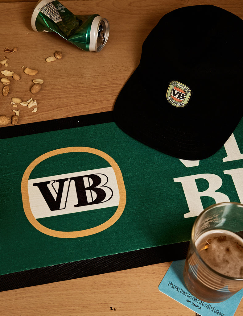 VB Patch Cap VB Patch Cap Mr Simple