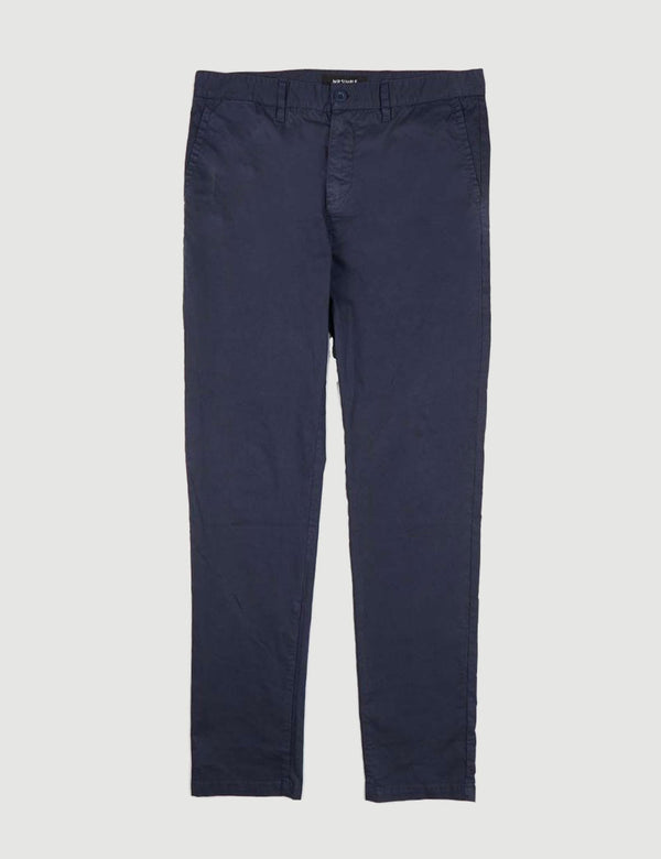 Slim Fit Chino - Ink
