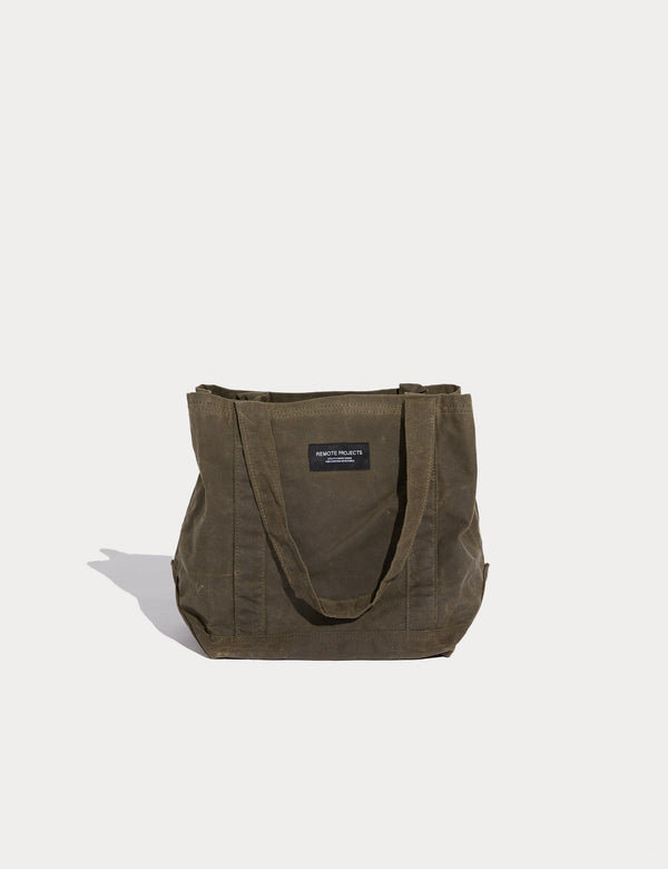 Remote Projects Everyday Tote - Bush