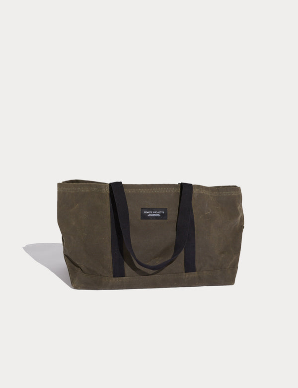 Remote Projects Utility Bag - Bush