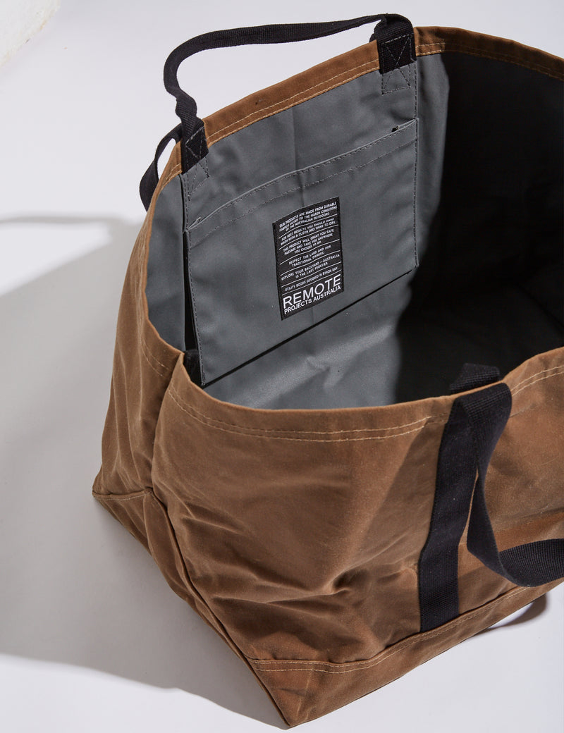 Remote Projects Utility Bag - Desert